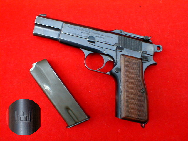 Lithuanian HP with magazine