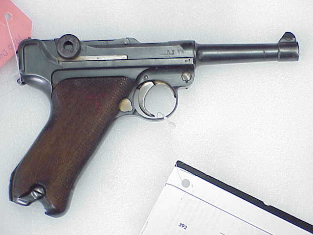 Lithuanian luger, right side