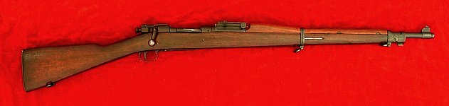 US Model 1903 rifle, right side