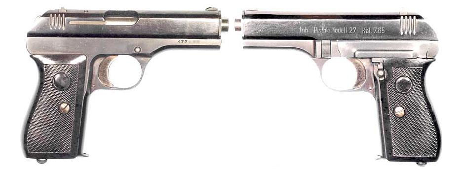 CZ vz. 27 pistol