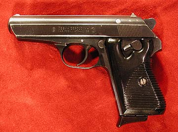 CZ vz. 50, left side