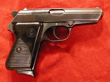 CZ vz. 50, right side