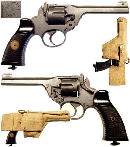 Enfield No. 2 Mk. 1** revolver