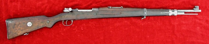 Lithuanian FN 24/30 rifle, right side