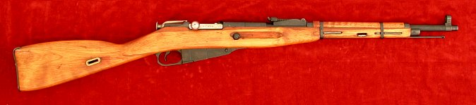 Mosin Nagant 1891/59 rifle, right side