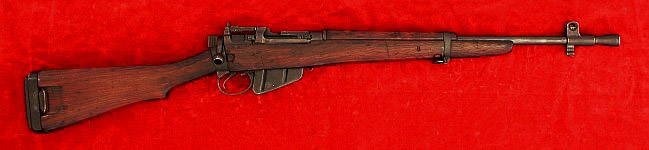 Enfield No. 5 Mk. I carbine, right side