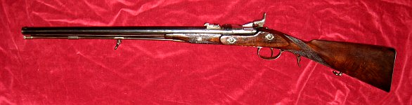 Snider carbine, left side