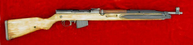 CZ vz. 52/57 rifle, right side