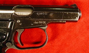 Vz 82 markings