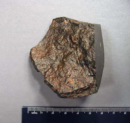 Ghubara meteorite